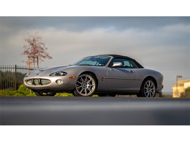 2003 Jaguar XKR (CC-1316847) for sale in Monterey, California