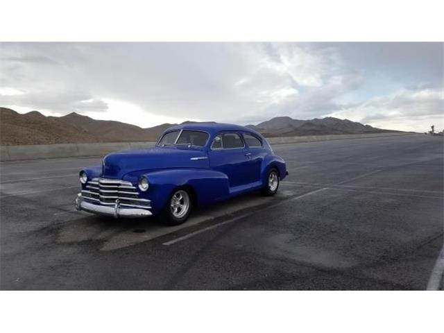 1947 Chevrolet Fleetline (CC-1310685) for sale in Cadillac, Michigan