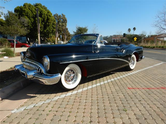 1953 Buick Roadmaster Skylark (CC-1316853) for sale in woodland hills, California