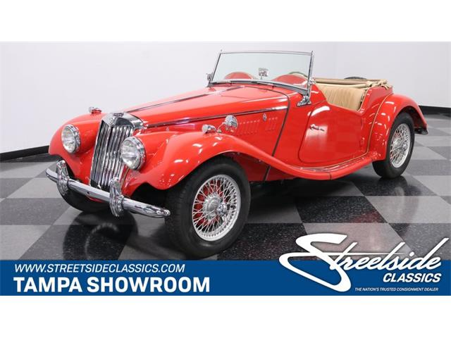 1954 MG TF (CC-1316869) for sale in Lutz, Florida
