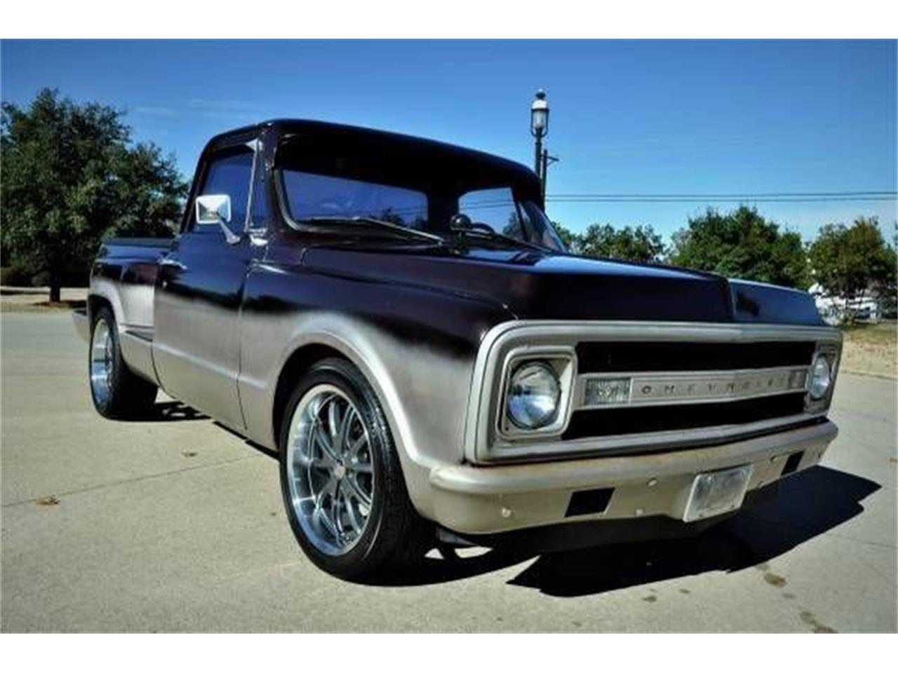 1969 Chevrolet C10 (CC-1310688) for sale in Cadillac, Michigan