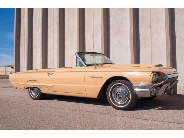 1964 Ford Thunderbird (CC-1316880) for sale in St. Louis, Missouri