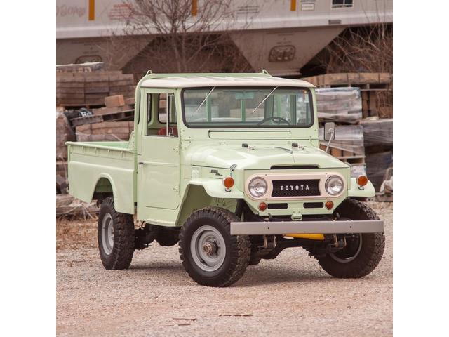 1966 Toyota Land Cruiser FJ