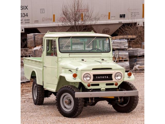 1966 Toyota Land Cruiser FJ (CC-1316881) for sale in St. Louis, Missouri