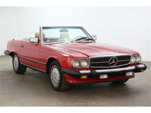 1989 Mercedes-Benz 560SL (CC-1316884) for sale in Beverly Hills, California