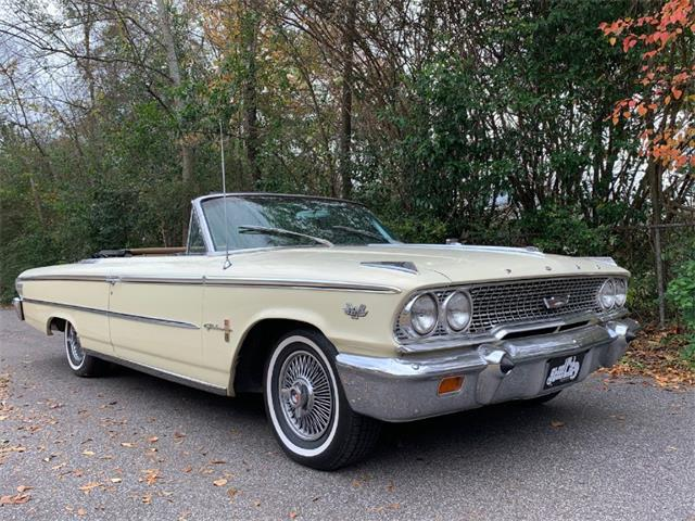 1963 Ford Galaxie (CC-1316885) for sale in West Pittston, Pennsylvania