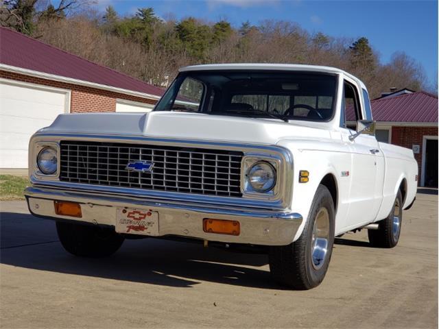 1972 Chevrolet C10 (CC-1316887) for sale in Mundelein, Illinois