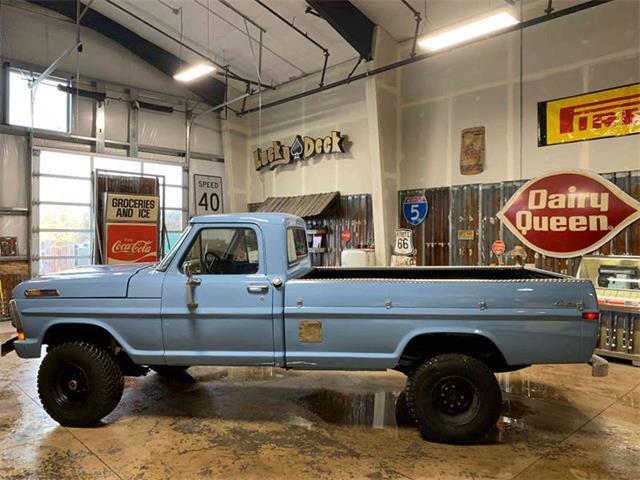 1970 Ford F250 (CC-1316898) for sale in Redmond, Oregon