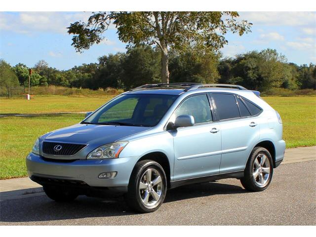 2004 Lexus RX330 (CC-1316905) for sale in Clearwater, Florida