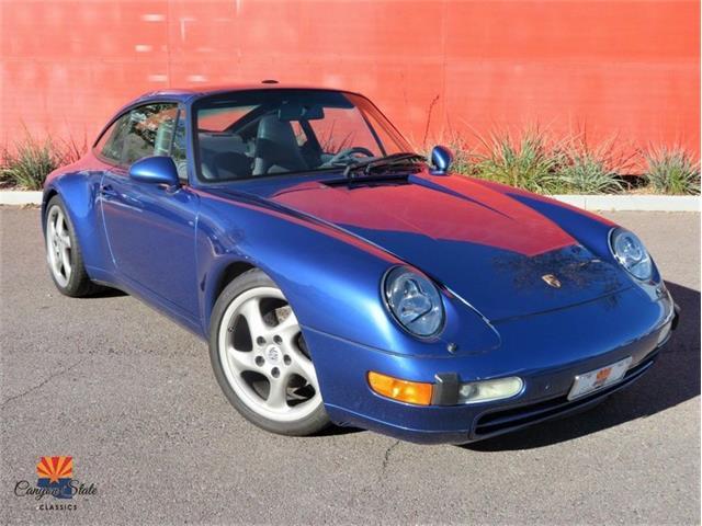1997 Porsche 911 (CC-1316906) for sale in Tempe, Arizona