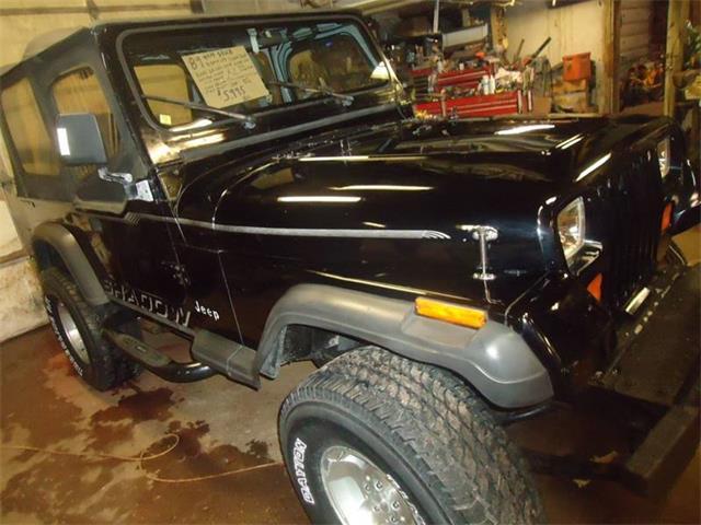 1989 Jeep Wrangler (CC-1316909) for sale in Jackson, Michigan