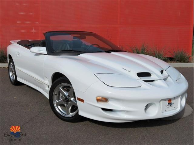 1999 Pontiac Firebird (CC-1316912) for sale in Tempe, Arizona
