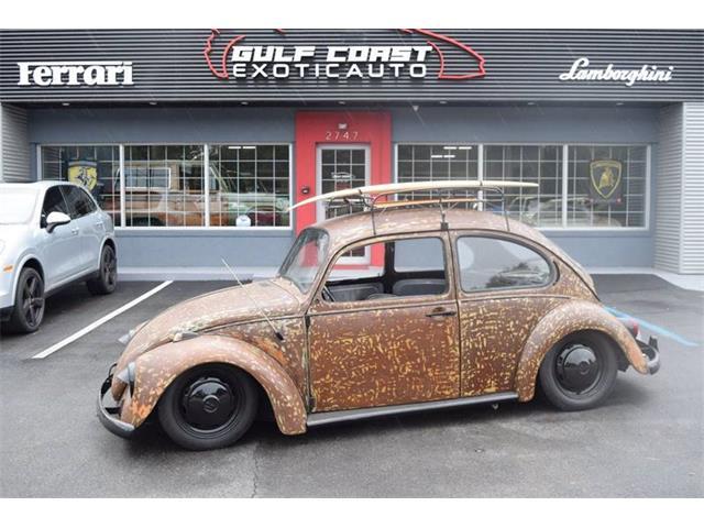 1972 Volkswagen Beetle (CC-1316917) for sale in Biloxi, Mississippi