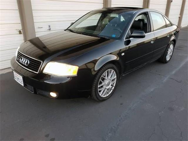 2002 Audi A6 (CC-1310693) for sale in Cadillac, Michigan