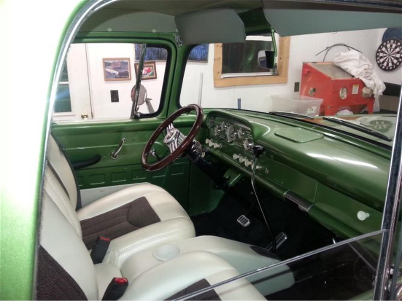 1960 Ford Pickup (CC-1316947) for sale in Cadillac, Michigan