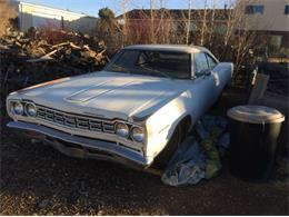 1968 Plymouth Road Runner (CC-1316948) for sale in Cadillac, Michigan