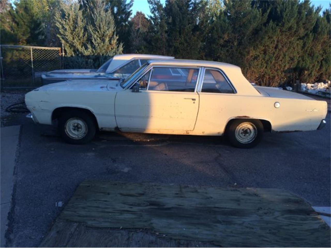 1967 Plymouth Valiant (CC-1316949) for sale in Cadillac, Michigan