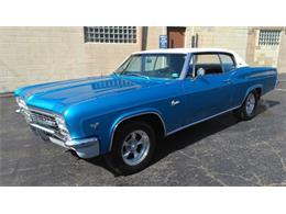 1966 Chevrolet Caprice (CC-1316955) for sale in Cadillac, Michigan