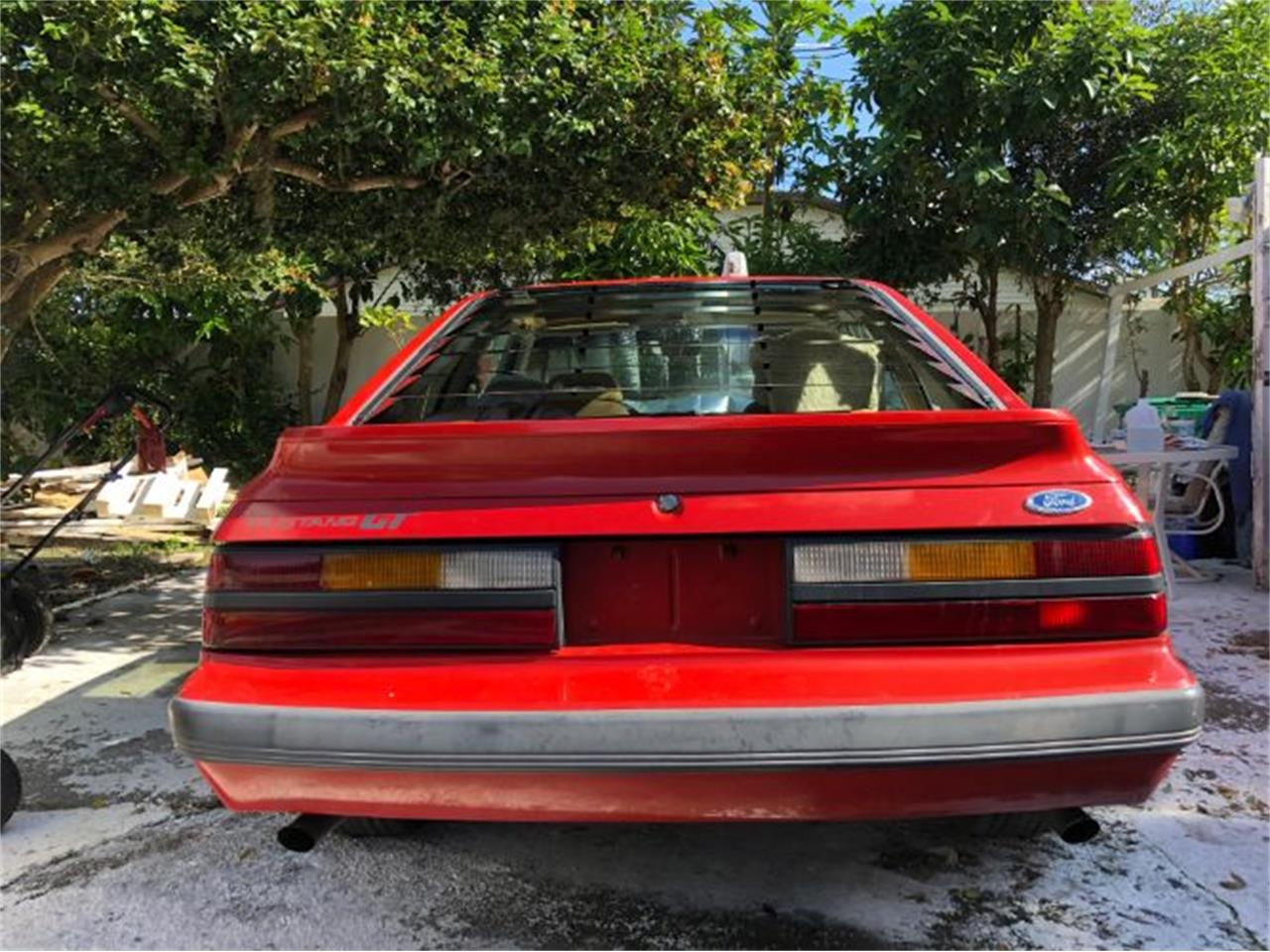 1985 Ford Mustang (CC-1316956) for sale in Cadillac, Michigan