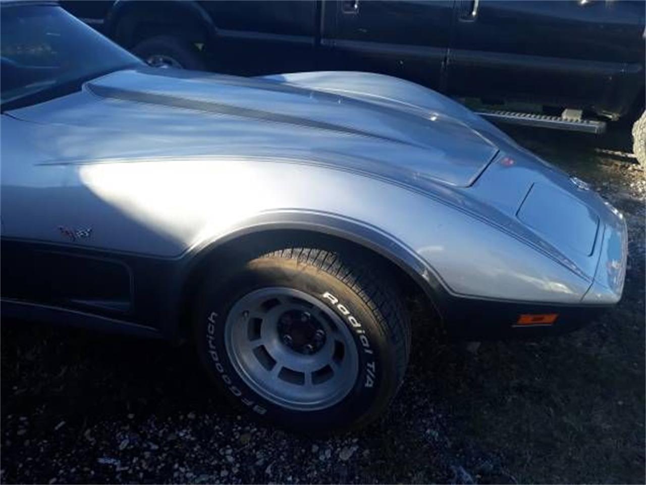 1978 Chevrolet Corvette (CC-1316957) for sale in Cadillac, Michigan