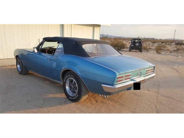 1967 Pontiac Firebird (CC-1316961) for sale in Cadillac, Michigan