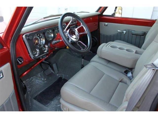 1968 Chevrolet K-10 (CC-1316962) for sale in Cadillac, Michigan