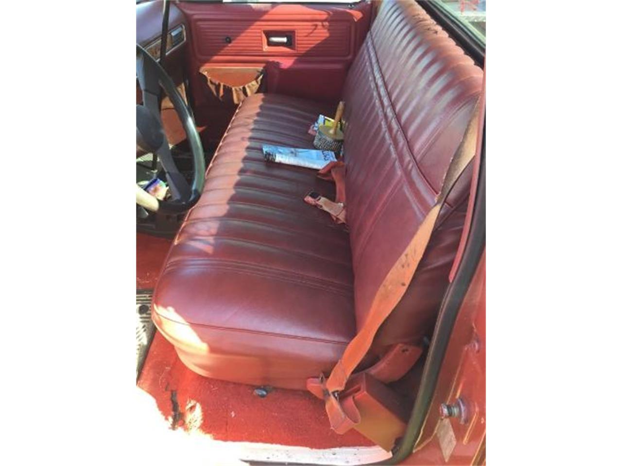 1977 Chevrolet C10 (CC-1316964) for sale in Cadillac, Michigan