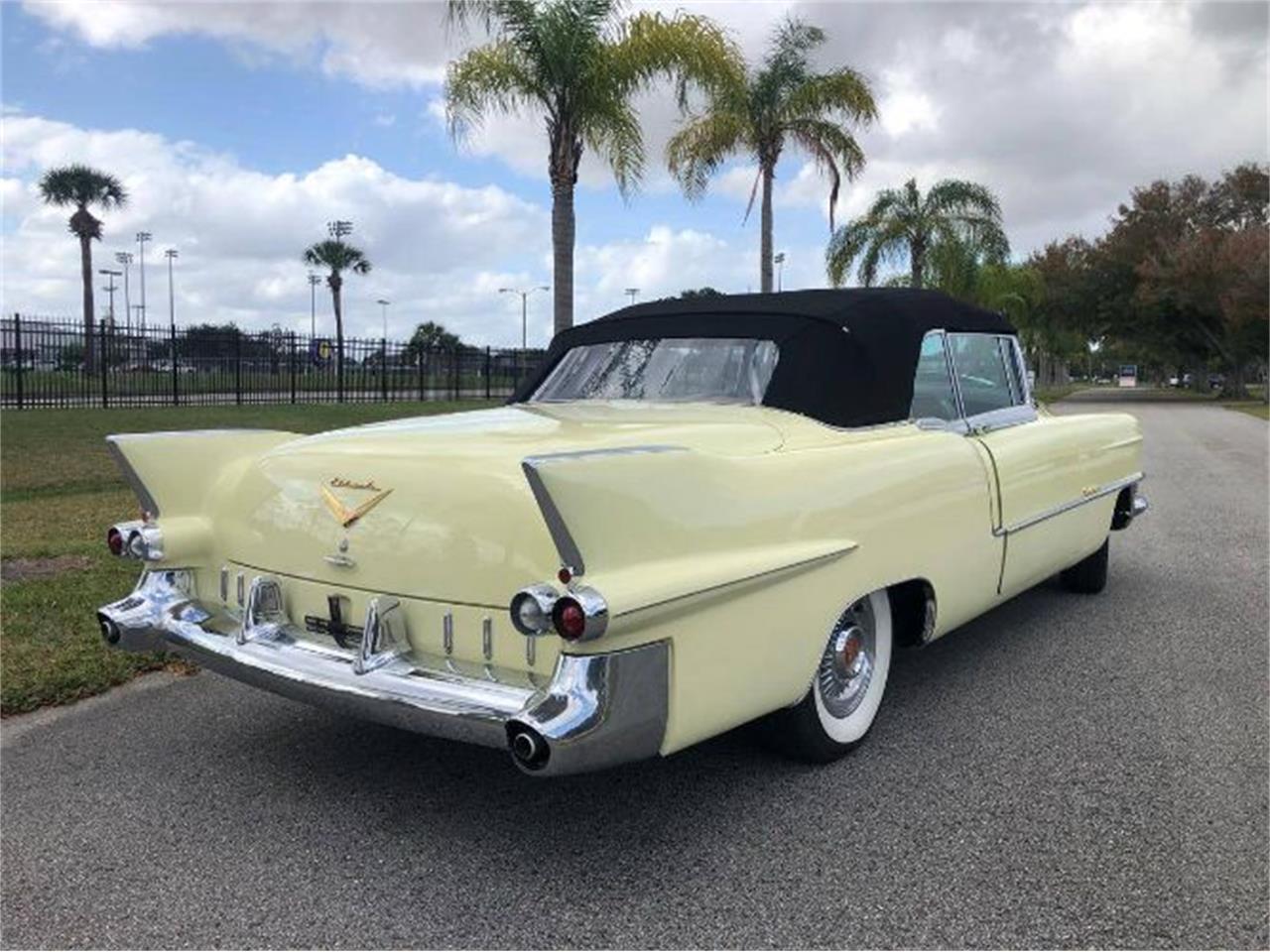 1955 Cadillac Eldorado (CC-1316966) for sale in Cadillac, Michigan