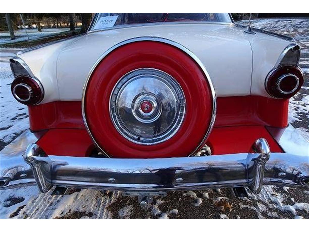 1956 Ford Crown Victoria (CC-1316969) for sale in Cadillac, Michigan