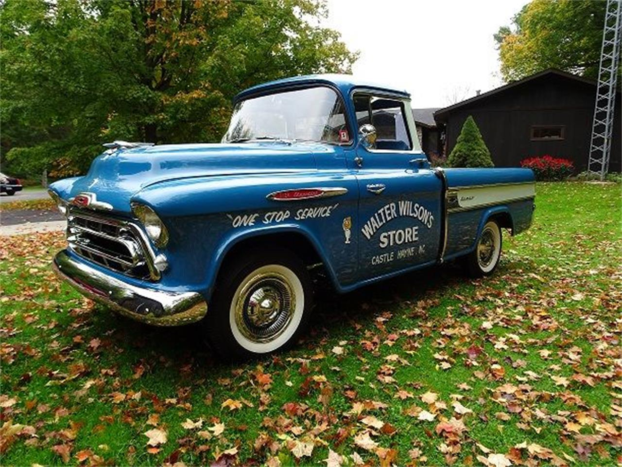 1957 Chevrolet Cameo (CC-1316970) for sale in Cadillac, Michigan