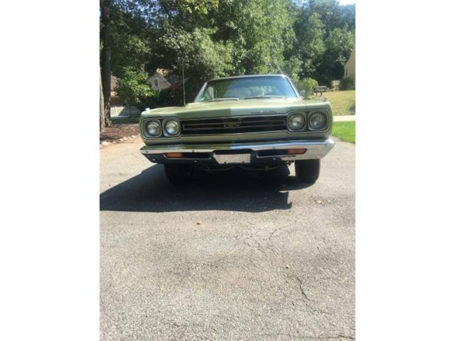 1969 Plymouth GTX (CC-1316971) for sale in Cadillac, Michigan