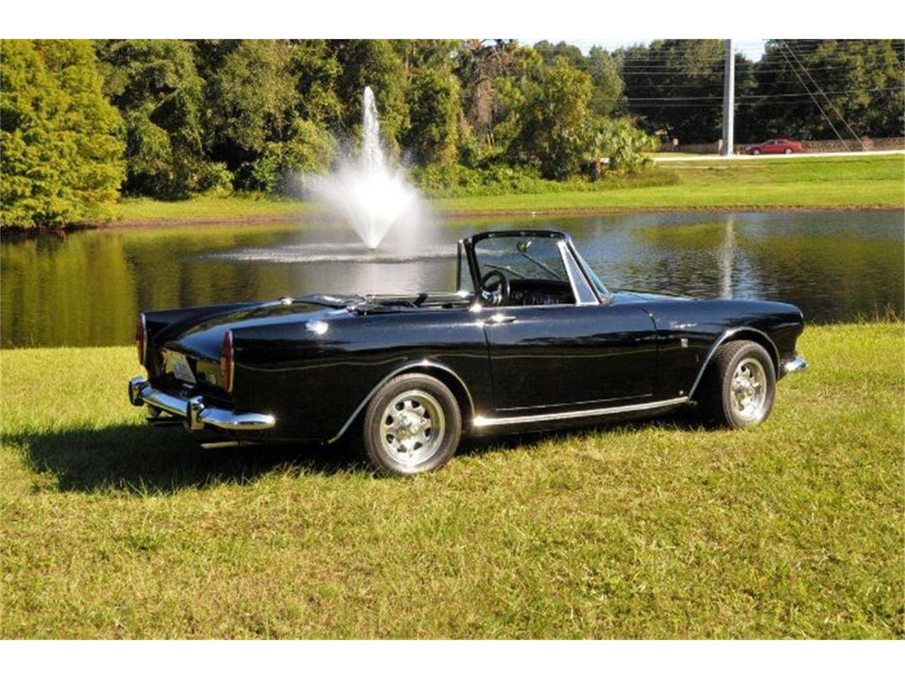 1967 Sunbeam Tiger (CC-1316973) for sale in Cadillac, Michigan