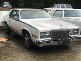1984 Cadillac Eldorado (CC-1316979) for sale in Cadillac, Michigan