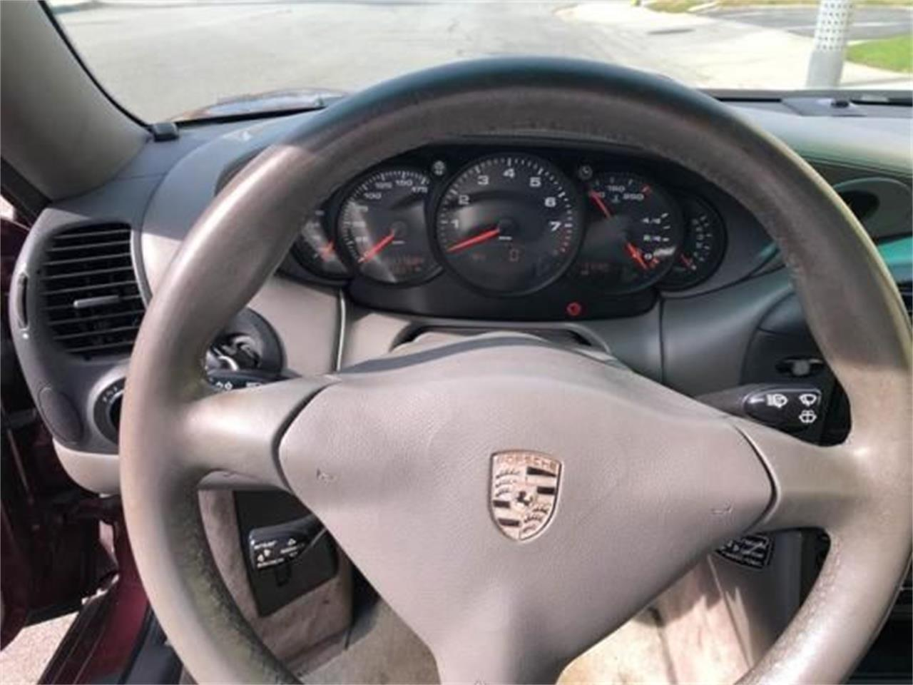 1999 Porsche 911 (CC-1310698) for sale in Cadillac, Michigan