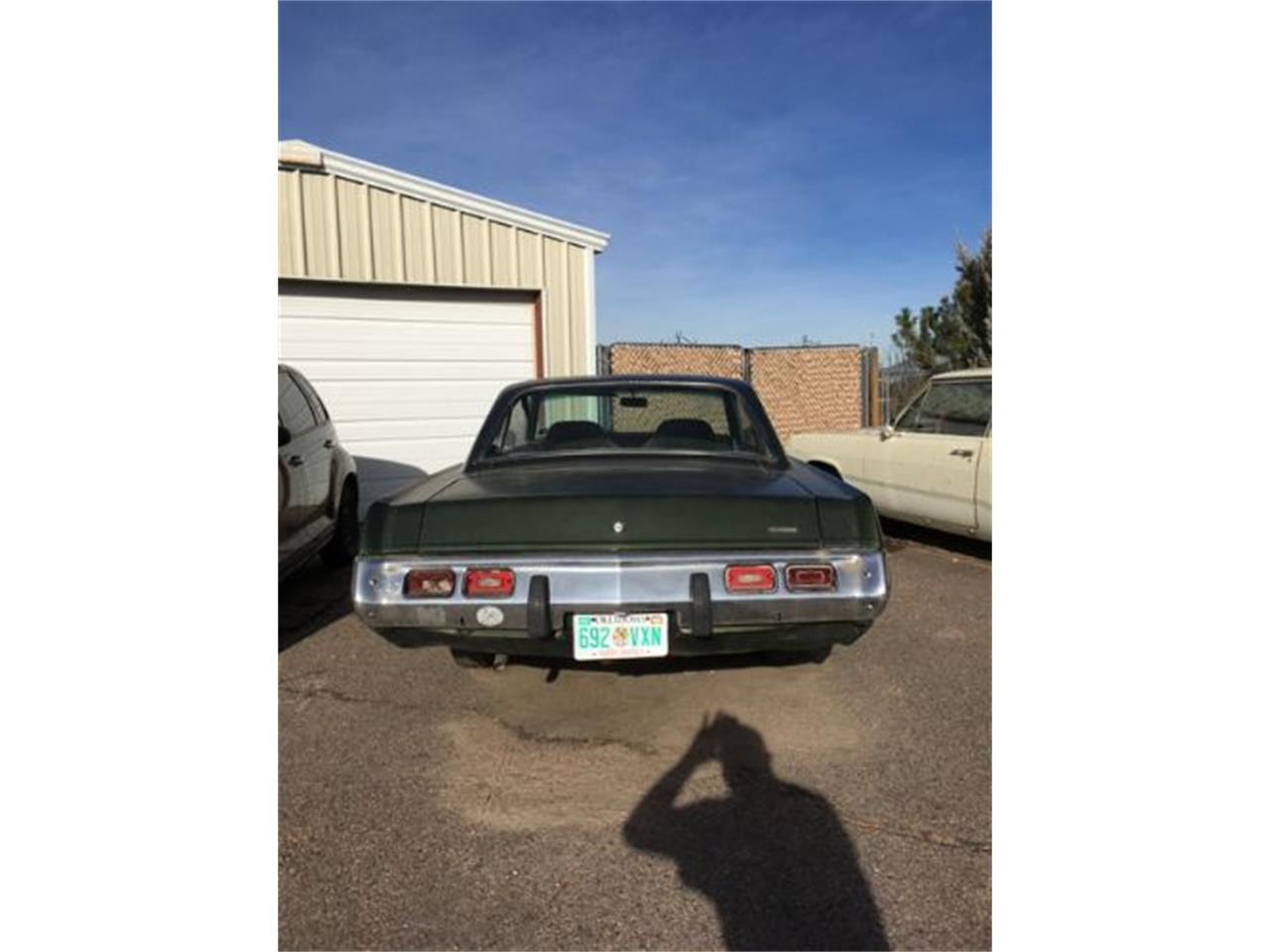 1973 Dodge Dart (CC-1316981) for sale in Cadillac, Michigan