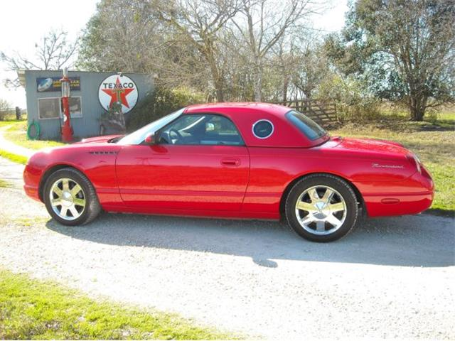 2002 Ford Thunderbird (CC-1316986) for sale in Cadillac, Michigan