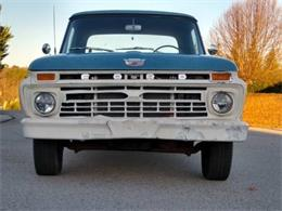 1966 Ford F100 (CC-1316989) for sale in Cadillac, Michigan