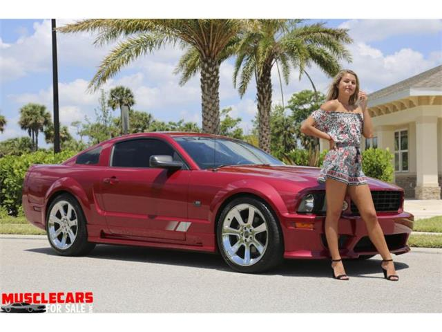 2005 Ford Mustang (CC-1316990) for sale in Fort Myers, Florida