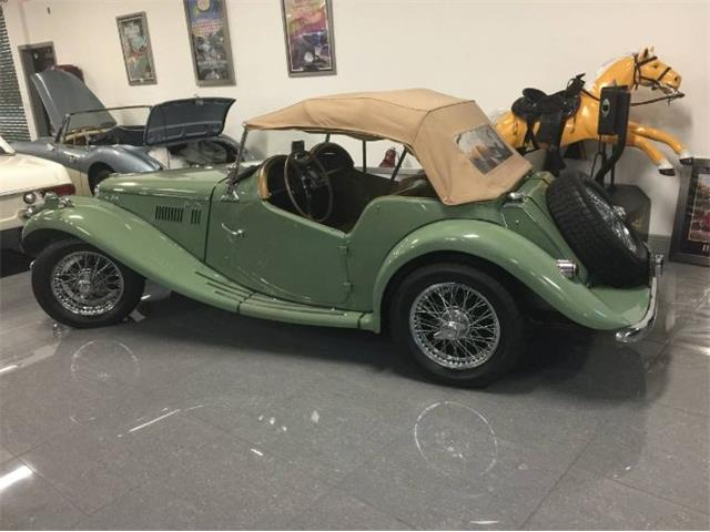 1955 MG TF (CC-1316991) for sale in Cadillac, Michigan