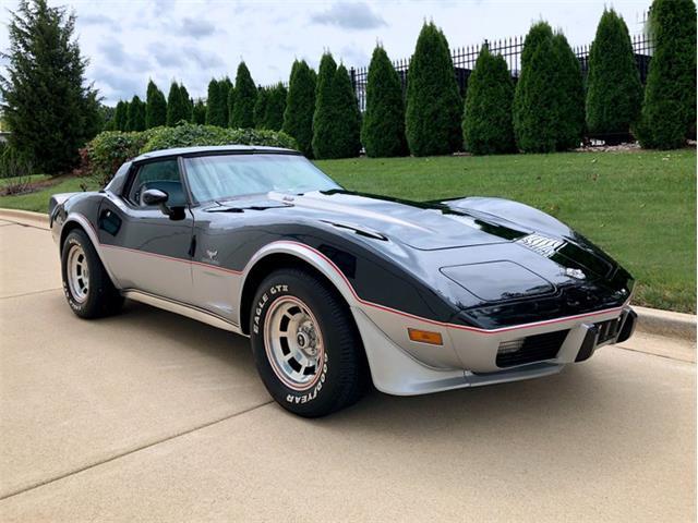 1978 Chevrolet Corvette (CC-1317002) for sale in Burr Ridge, Illinois