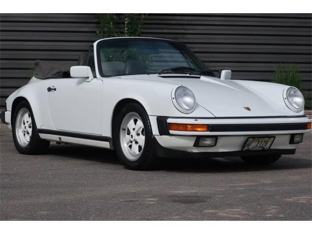 1988 Porsche 911 (CC-1317004) for sale in Hailey, Idaho