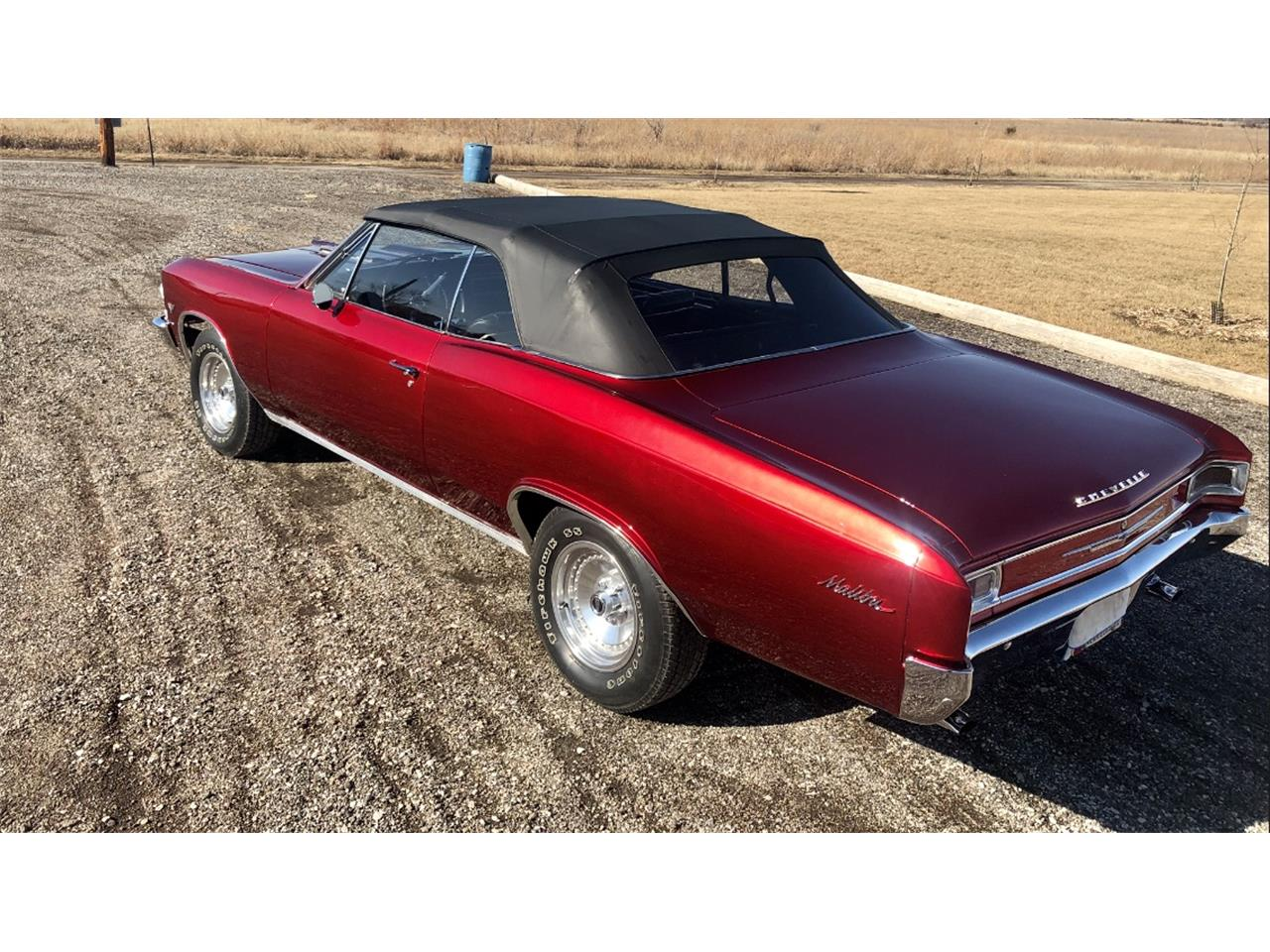 1966 Chevrolet Chevelle Malibu (CC-1317015) for sale in Waverly, Nebraska