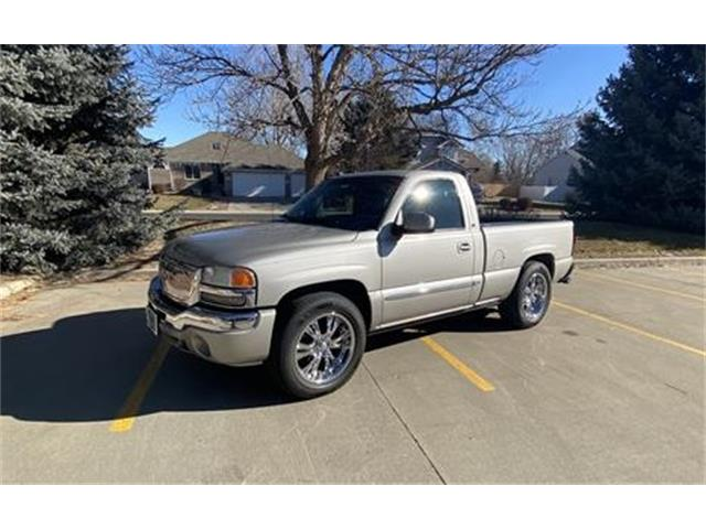2004 GMC Sierra 1500 (CC-1317022) for sale in Longmont, Colorado