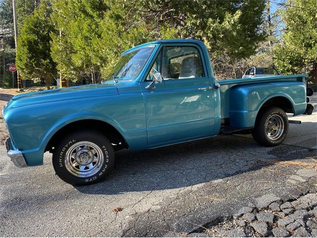 1967 Chevrolet Pickup (CC-1317030) for sale in Nevada City, California