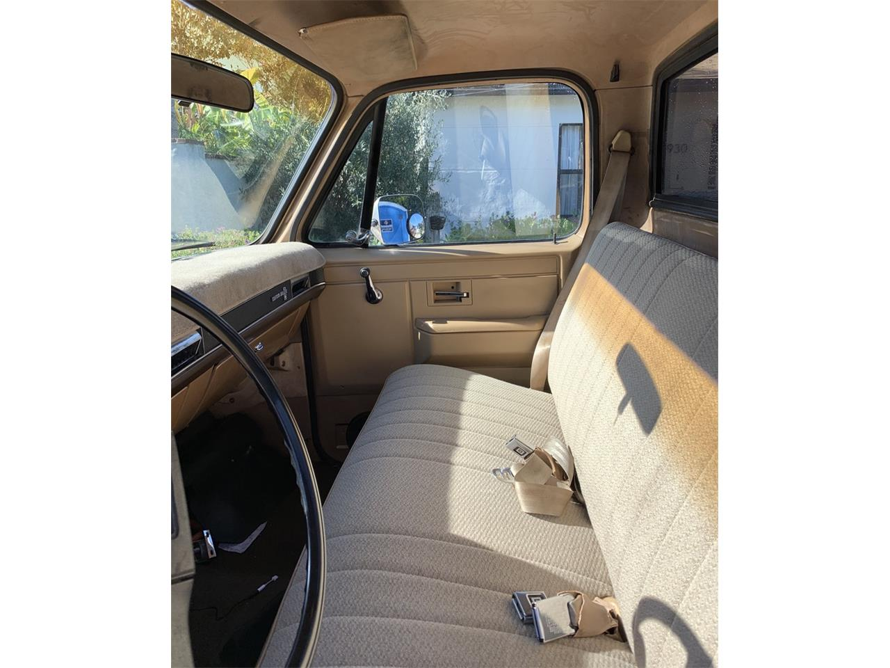 1987 Chevrolet C10 (CC-1317033) for sale in San Diego, California
