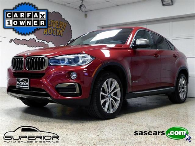 2015 BMW X6 (CC-1317036) for sale in Hamburg, New York