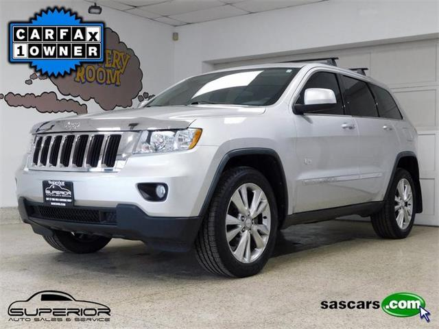 2011 Jeep Grand Cherokee (CC-1317037) for sale in Hamburg, New York