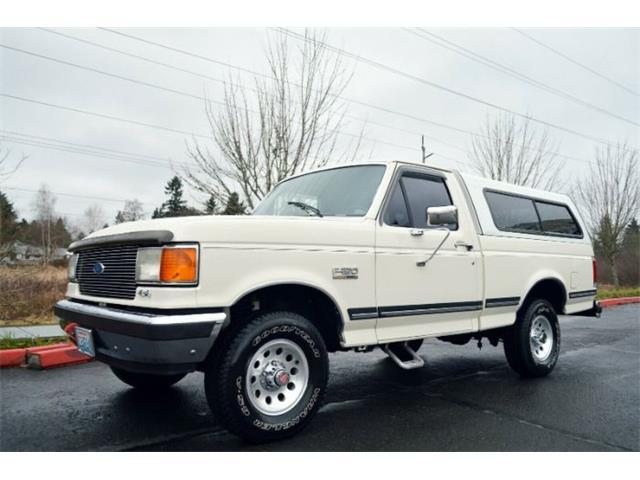 1990 Ford F150 (CC-1310704) for sale in Cadillac, Michigan