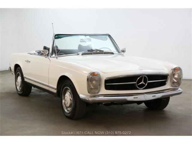 1967 Mercedes-Benz 250SL (CC-1317045) for sale in Beverly Hills, California