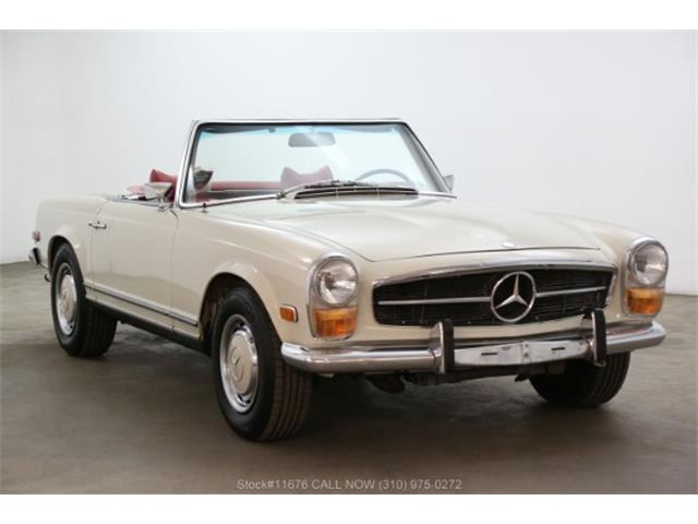1971 Mercedes-Benz 280SL (CC-1317046) for sale in Beverly Hills, California
